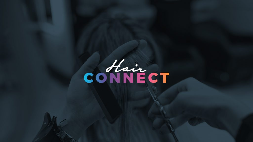 Brand Identity Hair Connect